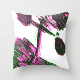TREE SHIRT Throw Pillow
