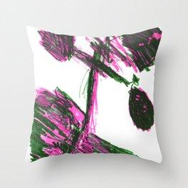 TREE SHIRT Throw Pillow