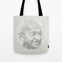 Optical Illusions - Iconical People 4 Tote Bag