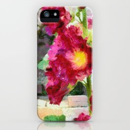 Althea Among The Ruins iPhone Case