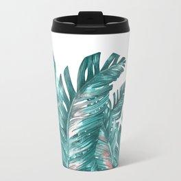 tropical blue Travel Mug