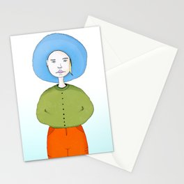 Miss Moonboots Stationery Cards