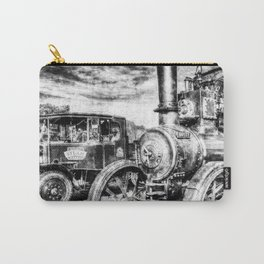 Steam Lorry And traction Engine Vintage Carry-All Pouch