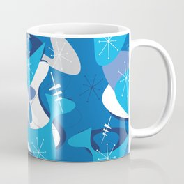 Blue Bam Boom Coffee Mug