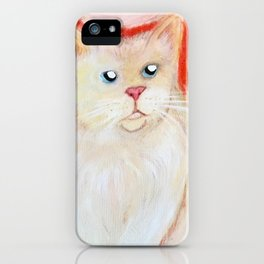 Jace the Ragdoll iPhone Case