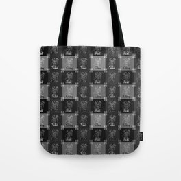 A knight's code Tote Bag