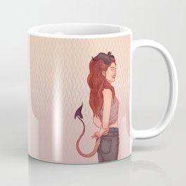 Flawless Honesty Lady Coffee Mug