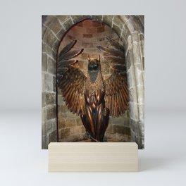 Hippogriff Entrance Mini Art Print