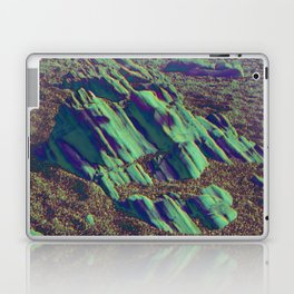 coastal pastel Laptop & iPad Skin
