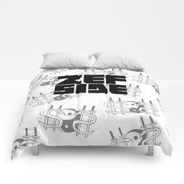 Zef Side Design Comforters