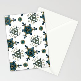 blue shore Stationery Cards