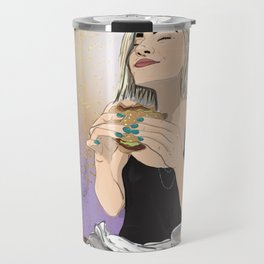 Ecstacy Of The Hamburger 2 Travel Mug
