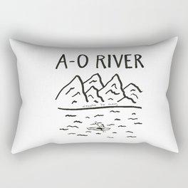 A-O River Rectangular Pillow