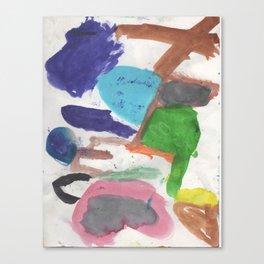Colors 1 Canvas Print