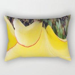 489 = Abstract Tulip Design Rectangular Pillow