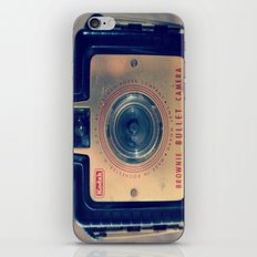 Little brownie bullet iPhone & iPod Skin