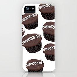 Hostess Cupcake Time iPhone Case