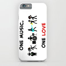 One Music, One Love iPhone 6s Slim Case