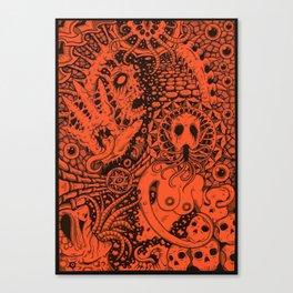 Enslaved Canvas Print
