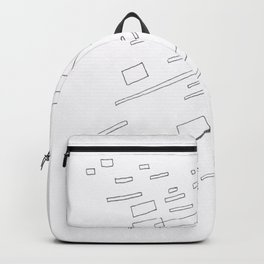 Composition #8 2016 Backpack
