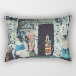 Berlin kunsthaus Tacheles Rectangular Pillow