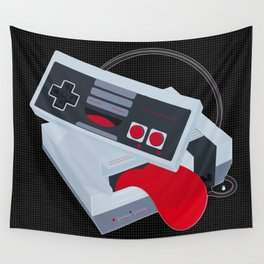 HappyNES Wall Tapestry