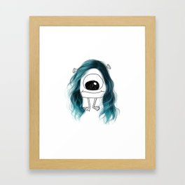 WYSIWYG Framed Art Print