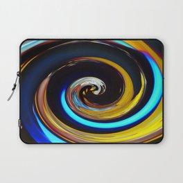 Swirling colors 03 (Swirl) Laptop Sleeve
