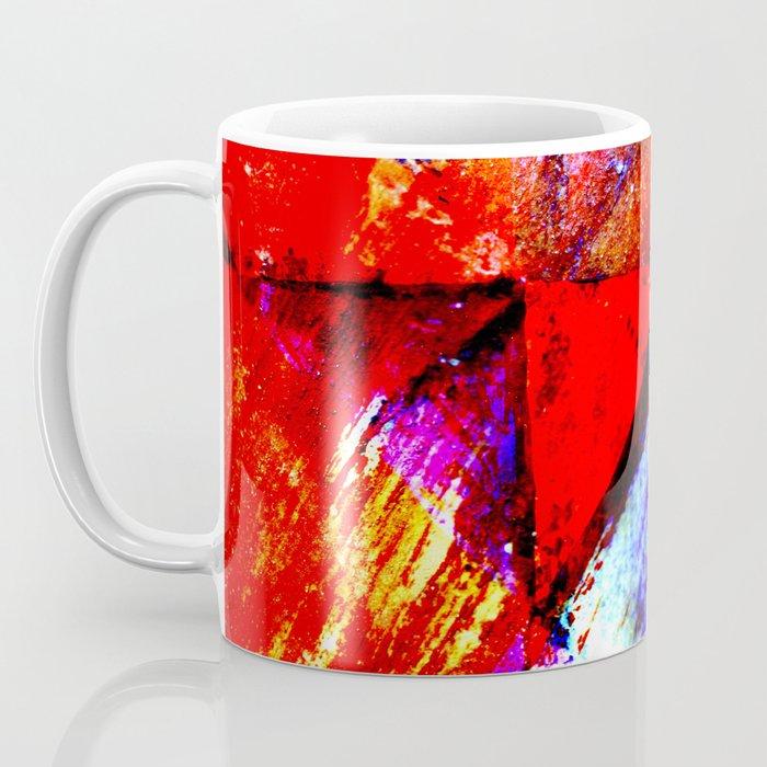 Orange, mix up Coffee Mug