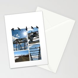 Raven's Nest Stationery Cards