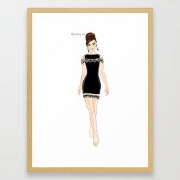 Pavoni FW13 Framed Art Print