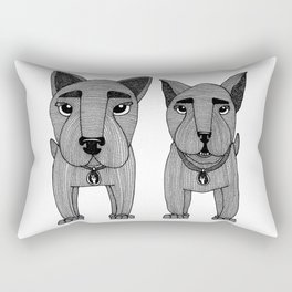 Dawgs Rectangular Pillow