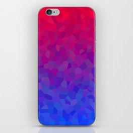 Voronoi Pattern 1  iPhone Skin