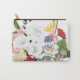 BOUQUET4 Carry-All Pouch
