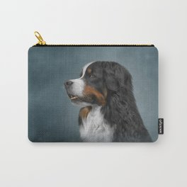 Drawing Bernese Mountain Dog 10 Carry-All Pouch