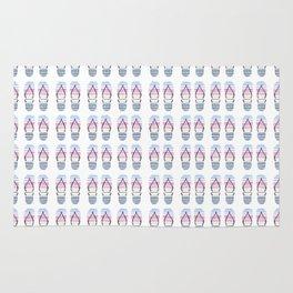 Flip-Flop pattern Rug