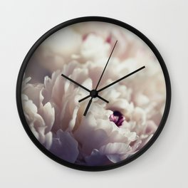 Ethereal Wall Clock