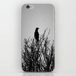 Black Watch iPhone Skin