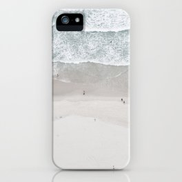 Surfers Paradise: Birds Eye View II iPhone Case