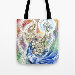 Maelstrom of Magic Tote Bag