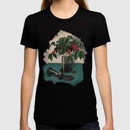 Aeropress Coffee Plant T-shirt