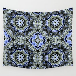 Turkish Floor Tile #2 Wall Tapestry