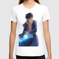bane T-shirts featuring Magnus Bane by taratjah
