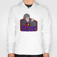greg guillemin Hoodies featuring Greg and Chant by UncleGregory