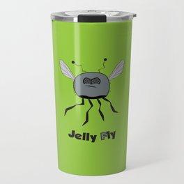 Jelly Fly Travel Mug