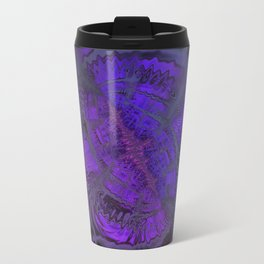 Passionate Purple Sanctuary by Dee Flouton Travel Mug