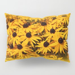 A Bed of Bloomin' Rudbeckias Pillow Sham