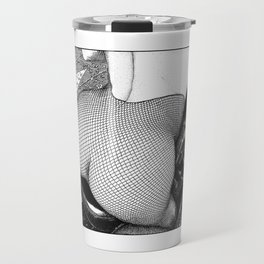asc 535 - Le démon de midi (Antidote to melancholy) Travel Mug