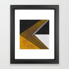 Geometric Soul Framed Art Print