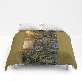 Worldly wealth Comforters